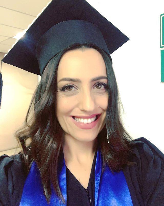 Finalmente esse dia chegou!!!  #graduation