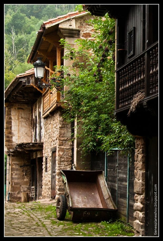 Bárcena Mayor #Cantabria #Spain #Travel