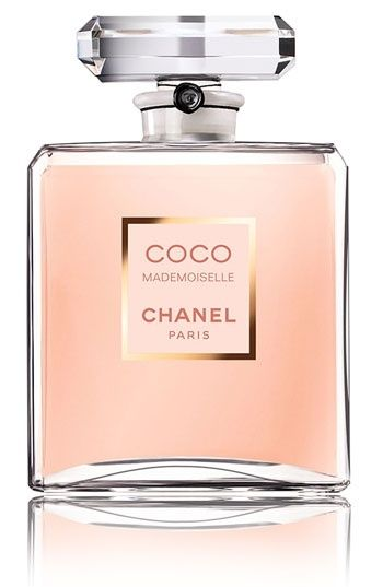 Coco Chanel Mademoiselle perfume...wear this almost everyday and I LOVE it!
