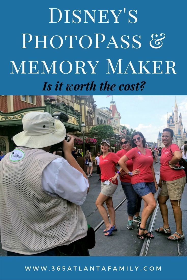 The Disney PhotoPass is one of the best perks of a Disney vacation, but should you spend extra for a Disney Memory Maker? Yes. Here's why.