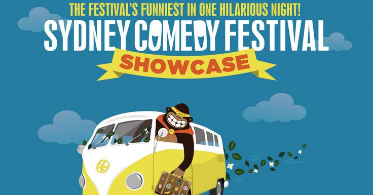 Sydney Comedy Festival Showcase - Townsville