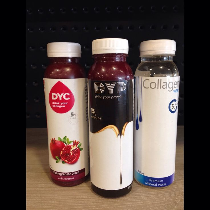 "Collagen Water™ 5g of  VERISOL® collagen protein ""More Than Bottled Water""  Collagen Water Shots™ 30 bottles in a box for online distribution. ""Look Well, Do Well""  CollagenWaterShots.com  DYC - Drink your collagen™ 5g of VERISOL® collagen protein ""Look Well, Do Well""  DYCdrinks.com  DYP- Drink your protein™ 30g of BodyBalance™ ""Look Well, Do Better""  DYPdrinks.com   #collagewater #collagenwatershots #collagen #gelita #verisol #pinit"