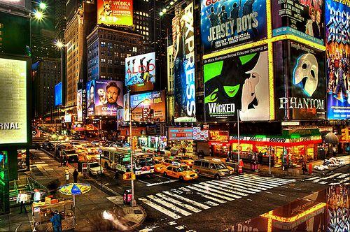 NYC...need I say more?