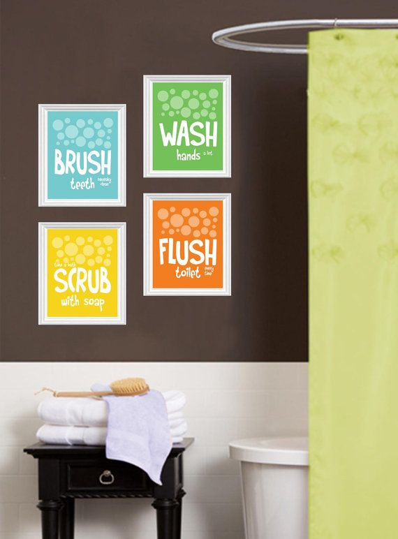 1000+ Bilder zu Kids bedroom and bathroom decor auf Pinterest - farbe für badezimmer