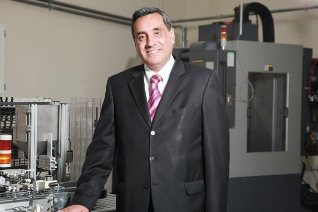 Ing. Jairo Alfonso Vargas, Director de Programa de Ingeniería Industrial