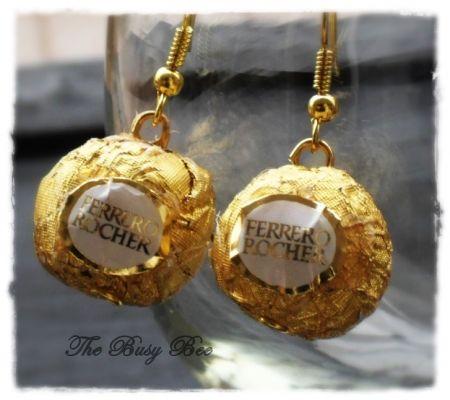 Ferrero Rocher.. | myartshop ΣΚΟΥΛΑΡΙΚΙΑ Ferrero Rocher..