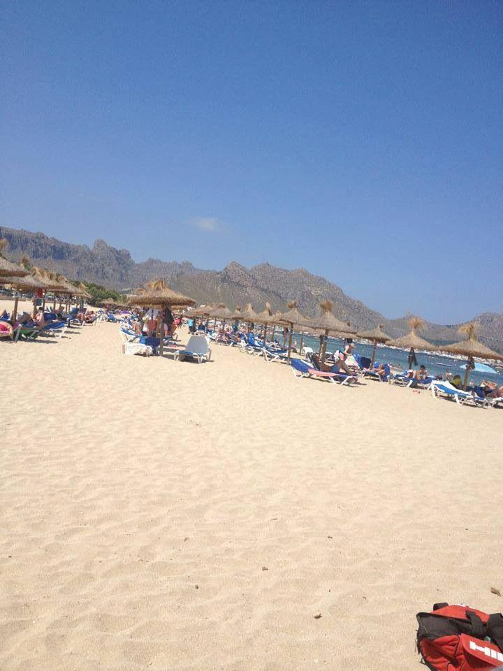 Puerto Pollensa, Mallorca! ;)