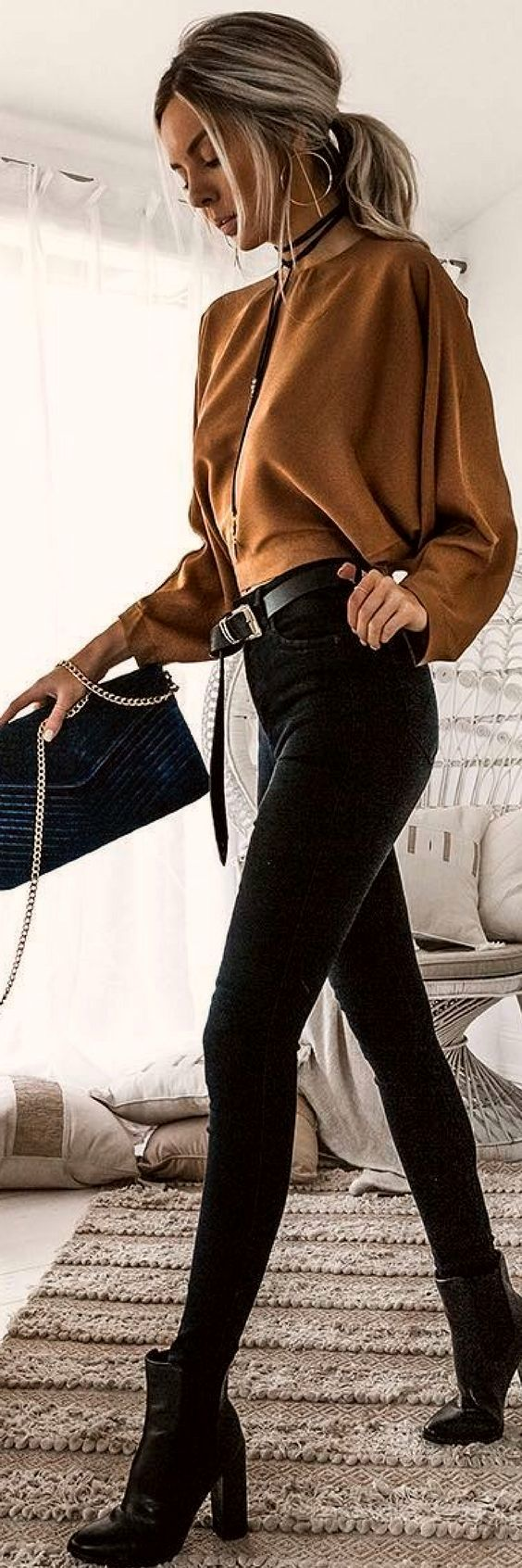 Gorgeous Fall Outfits To Copy ASAP - Miladies.net