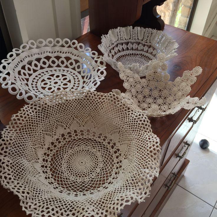 my doily bowls