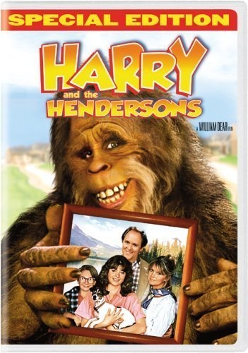 Harry and the HendersonsFilm, 80S, Harry, Funny Movie, Childhood Memories, Henderson 1987, Families Movie, Favorite Movie, Watches
