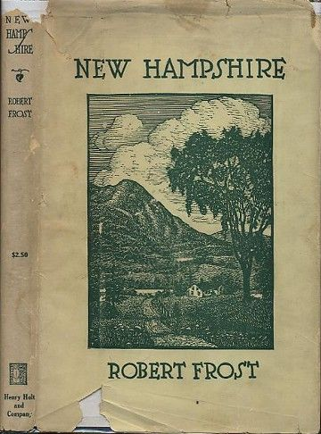 New Hampshire by Robert Frost (1923)