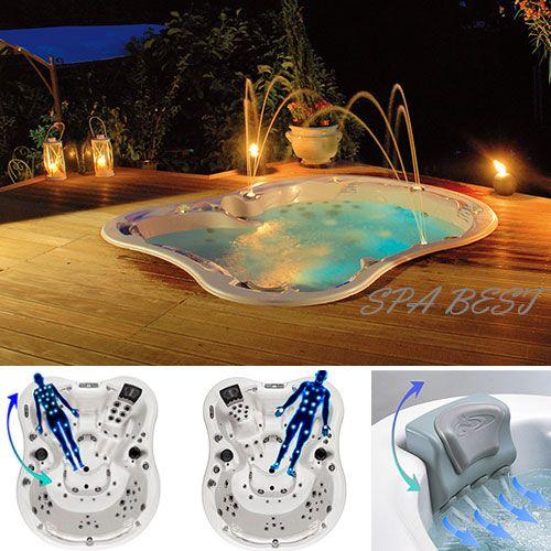 Mauersberger - гидромассажные ванны, но ритуал расслабляющего вечернего омовения остается неизменным.