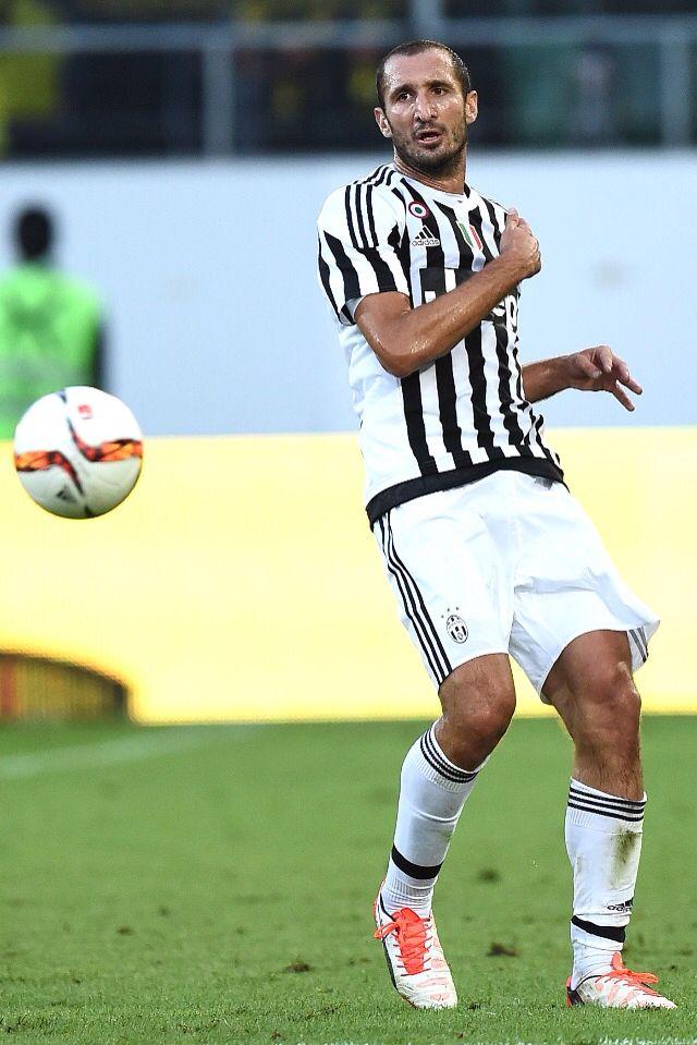 Giorgio Chiellini Juventus 2015/2016