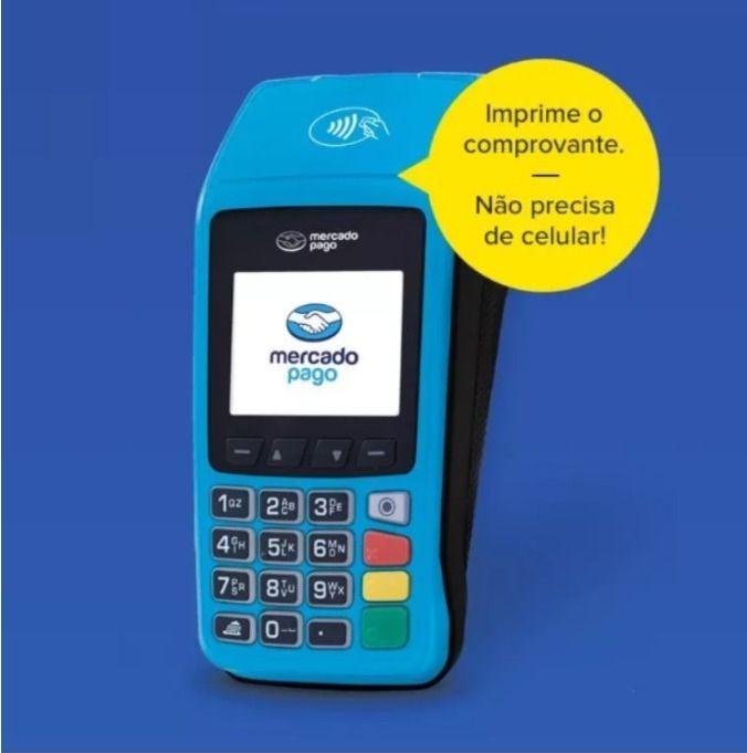 Mercado Pago Point Pro   Máquina de cartão de crédito