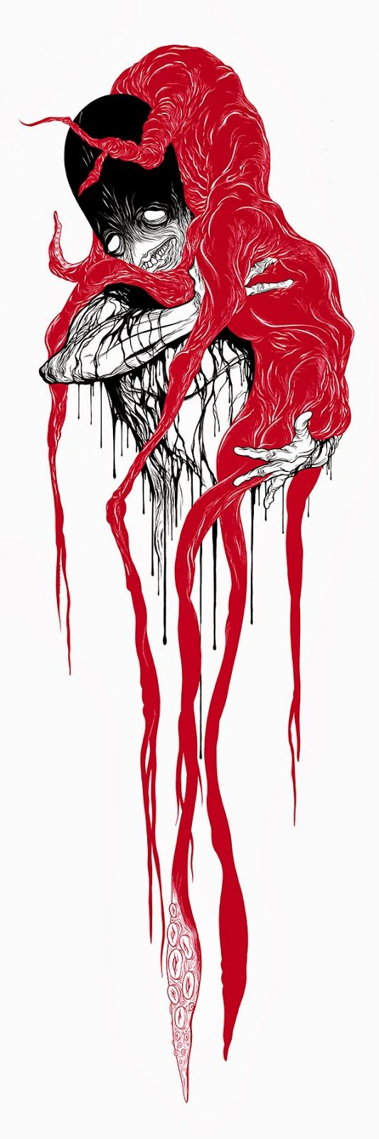 """The Babysitter"" Alex Pardee"