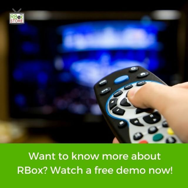 Visit TheRBoxStore.com to get a free demo! We want you to be 100% sure before you buy your own RBox. 😎
