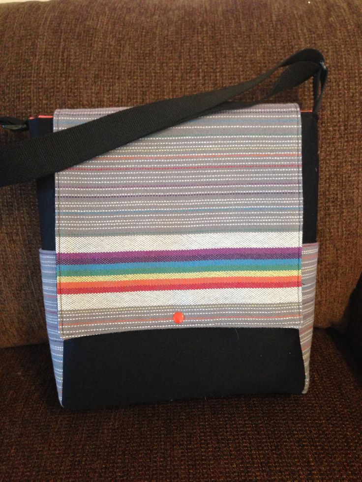 Uppy mama wrap scrap purse ( sold for $125 )