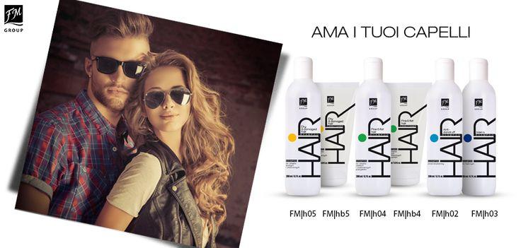 #hair #shampoo #haircare #beauty #FMGroup #FMGroupItalia #forhim #forher
