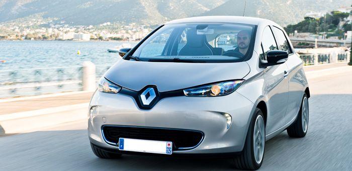 bonus écologique Renault Zoe #montebourg