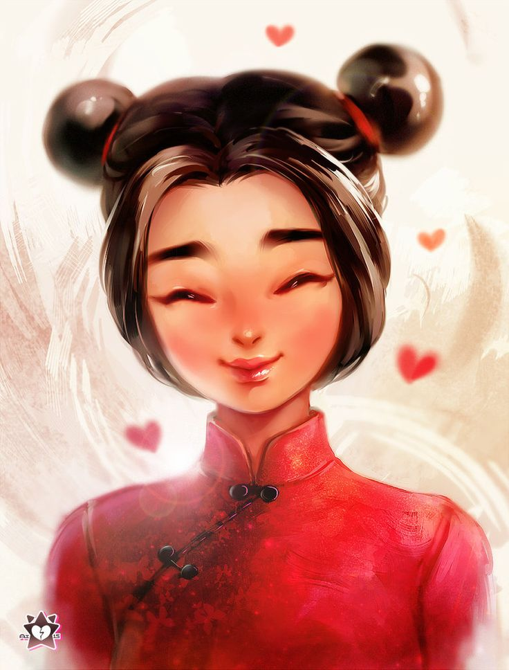 Pucca by E-X-P-I-E on DeviantArt