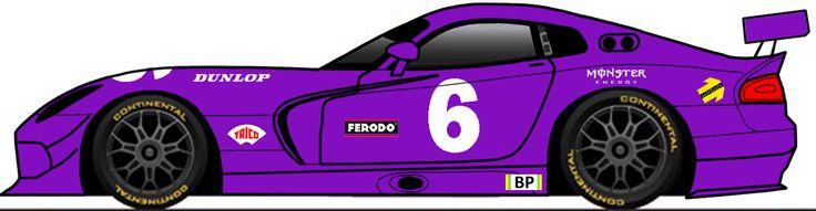 Dodge Viper GTSR 24h 2016 ssr24.info Team Speedgang