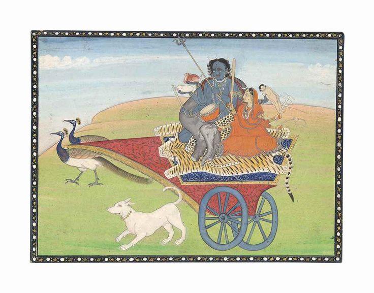 shiva_as_kala_bhairava_with_varahi_kangra_north_india_circa_1790-1800_d5901023g.jpg (1024×803)