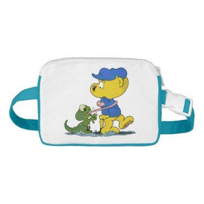 #Ferald and The Baby Lizard Waist Bag - #giftideas for #kids #babies #children #gifts #giftidea