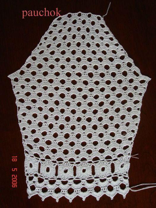 Voici un joli modèle de cardigan au crochet qu'on peut faire court ou en version gilet , j'ai mis ici tout ce que j'ai trouvé sur le net un pas à pas et des diagrammes gratuits pour vous aider à réaliser ce cardigan au crochet voici donc le tuto et les...
