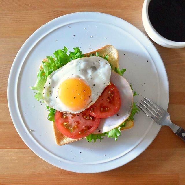 keiyamazaki on Instagram pinned by myThings Today's breakfast.