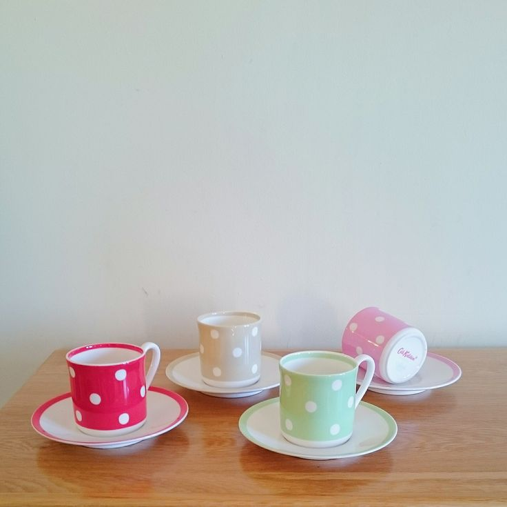 DEER AND FAWN | CATH KIDSTON COFFEE CUP AND SAUCER SET | AVAILABLE FROM WWW.DEERANDFAWN.COM |