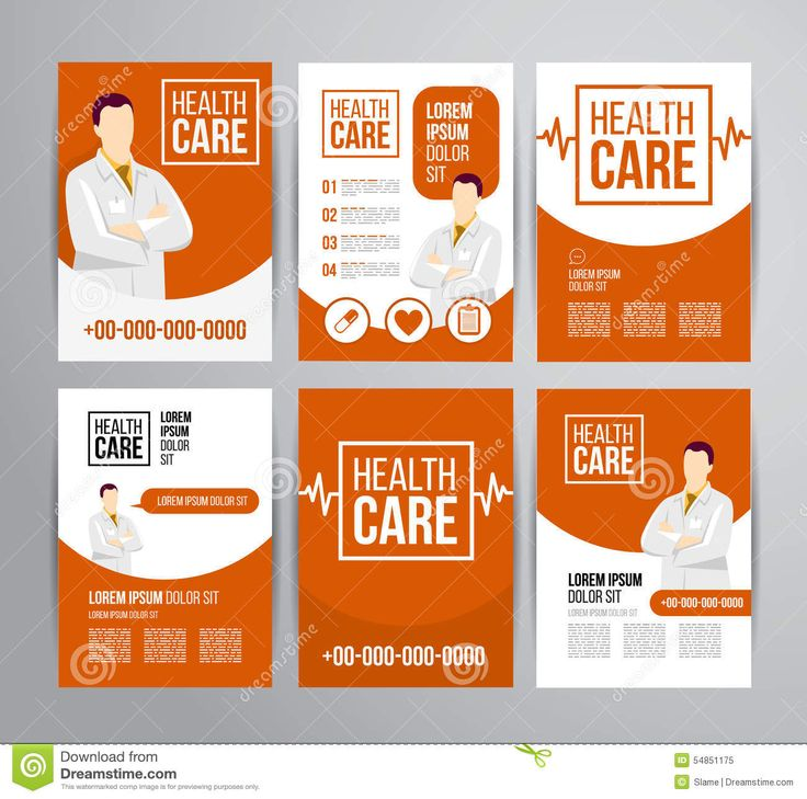 Best Top Pharmacy Brochure Designs Images On