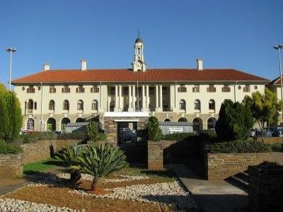 Station Pretoria