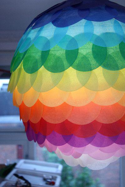 Schöne und einfache DIY Ideen für Lampions|Ikea Hacks & Pimps|BLOG| New Swedish Design