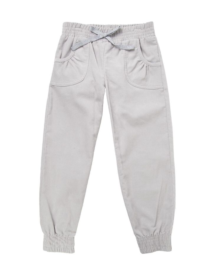 Corduroy Cotton Joggers