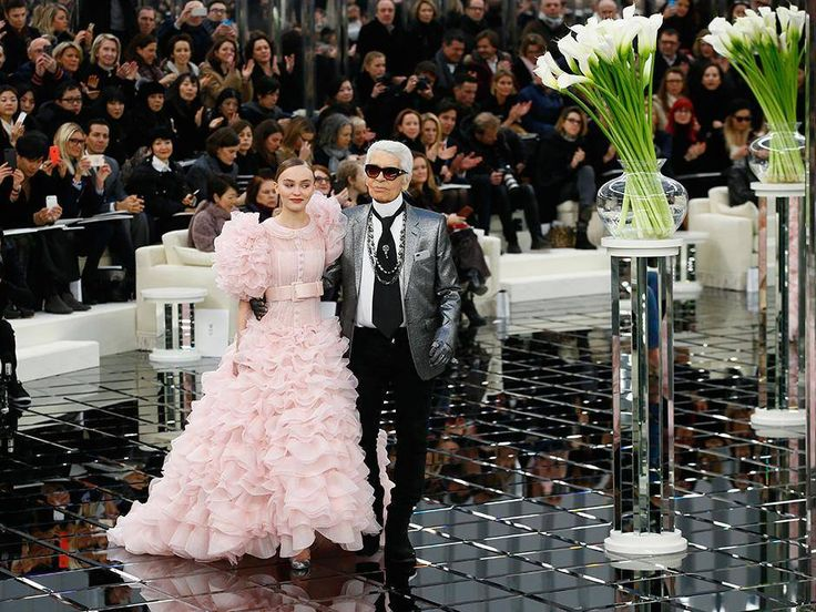 Paris Couture Week: Lily-Rose Depp emerges as star of Deco-inspired Chanel show