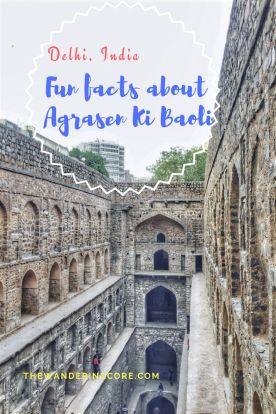 Fun facts about Agrasen Ki Baoli