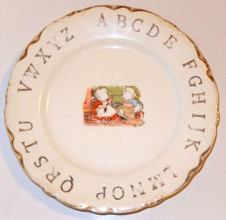 32 best Antique Plates images on Pinterest | Antique plates, China ...