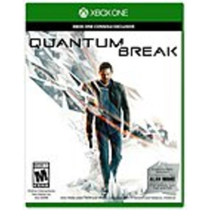 Microsoft U5T-00001 Quantum Break - Third Person Shooter - Xbox One - Video Action Game