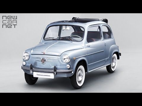 #SEAT restores #600 convertible for Automobile Barcelona