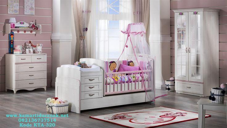 Jual Set Tempat Tidur Bayi Minimalis Duco Murah, Kamar Set Bayi Minimalis Duco, Set Tempat Tidur Bayi Modern Minimalis, Set Box Bayi Terbaru Murah