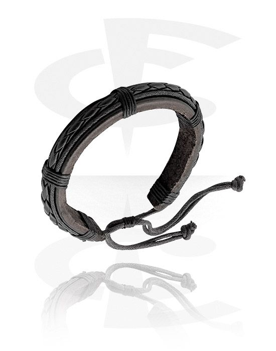 Fashion Bracelet (Leather) | Crazy Factory online jewelry shop