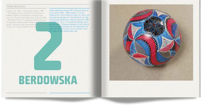 Piłka, Puma i Artyści   www.parastudio.pl