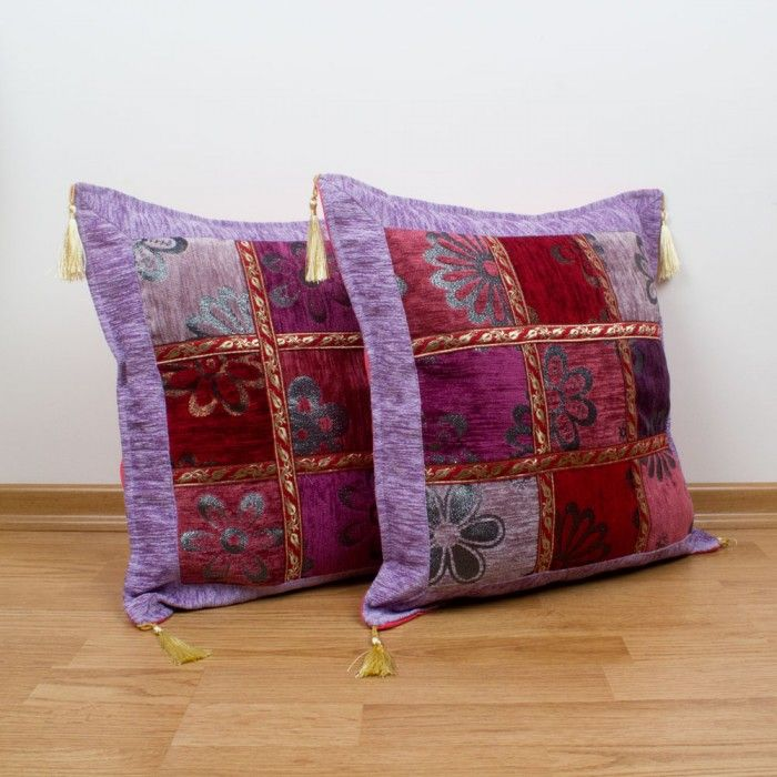 Ottoman Pillow Double - 40 x 40 cm