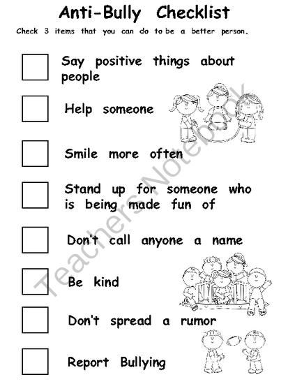 how to respond to bullying behavior