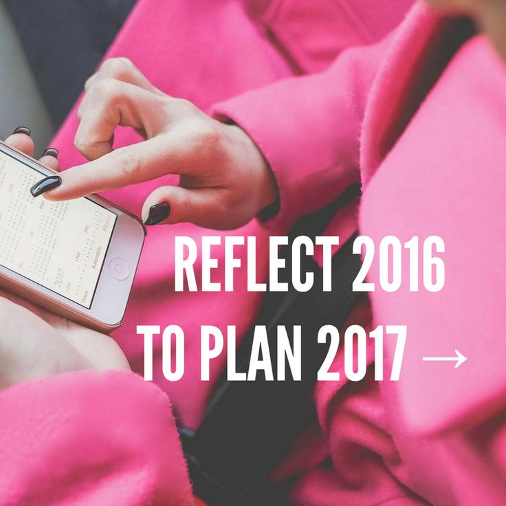 REFLECT 2016 TO PLAN 2017 462