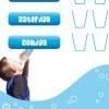Is jouw kind een slimme drinker? Drinkt het regelmatig een glas water en bewaart het gesuikerde drankjes voor een feest? Krik zijn vochtgehalte op met deze drink-o-meter. Er is een versie voor beginners en een voor gevorderden.