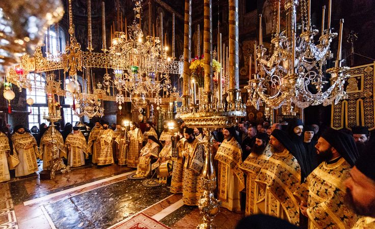 ***Hierotheos of Nafpaktos and Athanasios of Limassol at feast of St. Evdokimos – Photo journal from the Liturgy (part 2)***  When a thought is prolonged in us we become enslaved to the attraction.  When a thought lingers within a man...  #orthodox #faith #God #religion #Christianity #church #monk #prayer #obedience #work #soul #study #learn #quote #life #heart #mind #spiritual #ascetic #inspirational #inspiration #photos #image #photography #portrait #art #gift #education #advice #therapy…