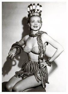 Retronaut - 1955: Miss Sausage Queen