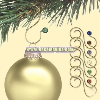 40 best Ornament Hangers images on Pinterest  Ornament hooks