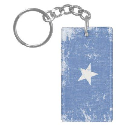 Somalia Flag Key Chain Souvenir - accessories accessory gift idea stylish unique custom